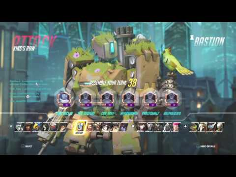 Most savage Bastion game ever  