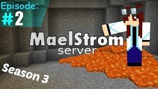 "Maelstrom Vanilla SMP - S3 Episode 2 - ""Vanny + Ravine = Fun"""