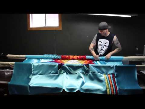 Simple Quilt Patterns Free Feather Quilt Design Youtube