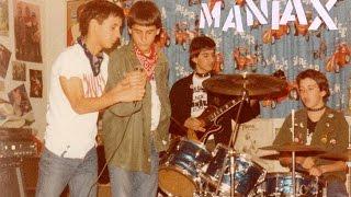 Maniax-Suburban Teen Punk 1980-1982