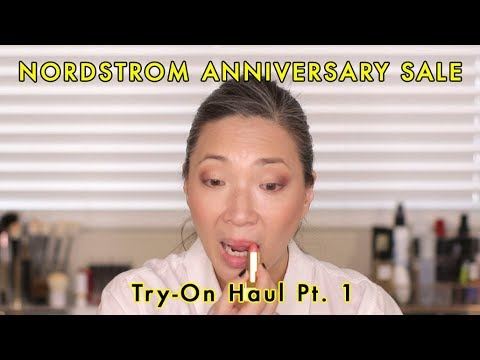 Nordstrom Anniversary Sale Try-On Haul Pt. 1