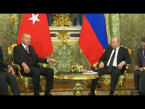 Turkey and Russia step up military ties, despite increasing US concerns
