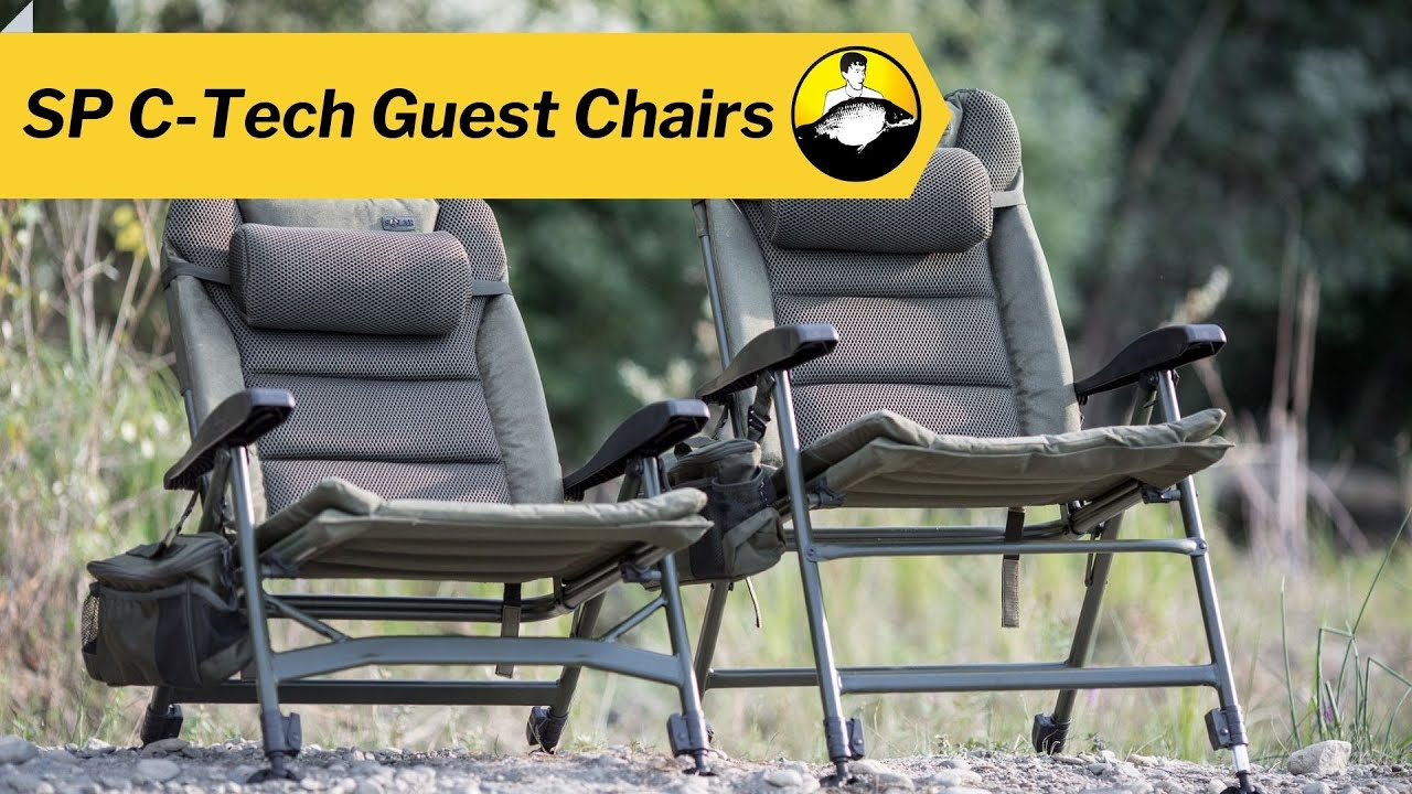 Solar Tackle SP C Tech Recliner Chair