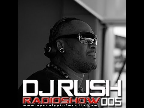 AFM.Radio DJ Rush Hours RadioShow Episode #005 2 Hours show by DJ Rush