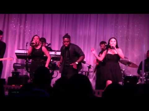 Paradigm Party Band - Uptown Funk @ Little Black Dress Party 2017