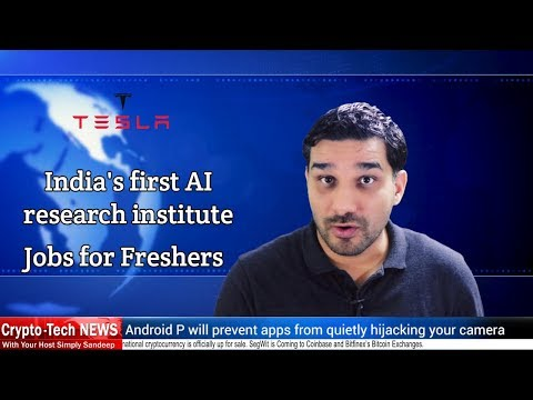 Crypto Tech NEWS #2, Cryptojacking Attack At Tesla, Venezuela's cryptocurrency Petro, FB Exec Sorry