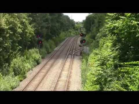 Abandoned Railroads Of Massachusetts - The Woburn Loop