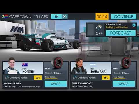 Motorsport manager (new contract) #2  