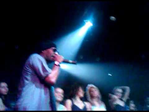 Three Six Mafia - Poppin My Collar (Live in calgary, The whiskey)