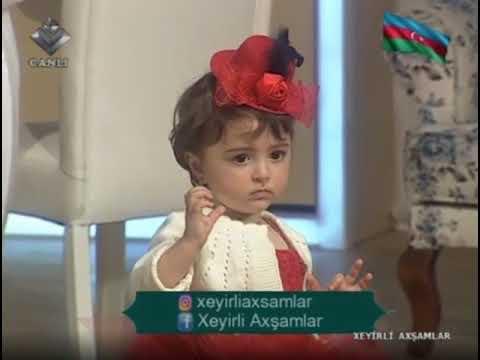 Xeyirli Axşamlar - Ali Pormehr, Aynur Nəbiyeva (26.04.2018)