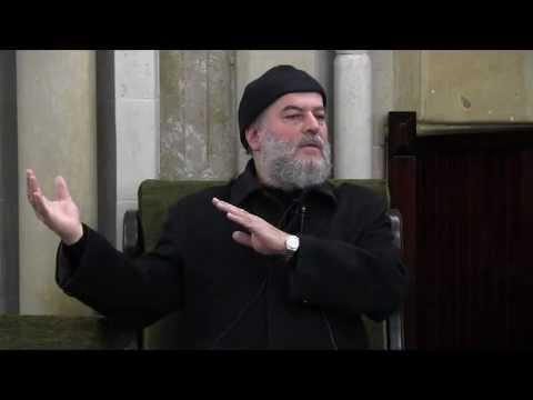 تفسير له معقبات من بين يديه | الشيخ بسام جرار