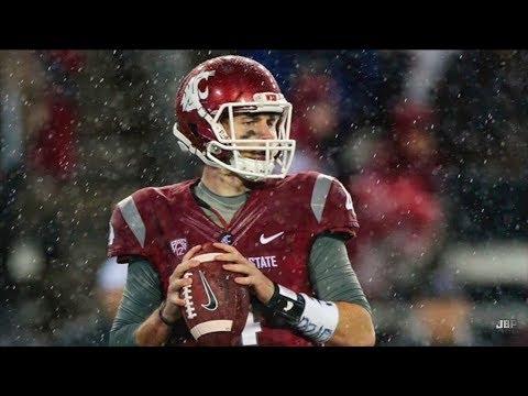 Most Accurate QB in College Football || Washington State QB Luke Falk 2015 Highlights ᴴᴰ