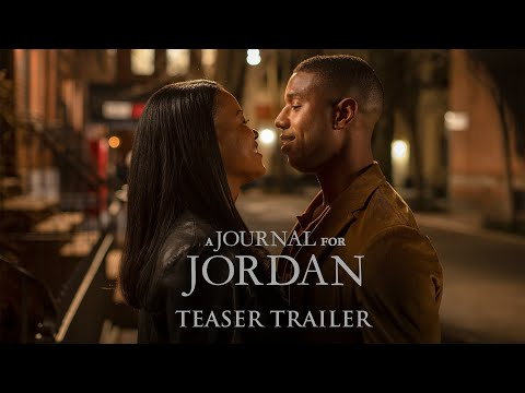 A JOURNAL FOR JORDAN - Teaser Trailer (HD) | Exclusively In Theaters Christmas