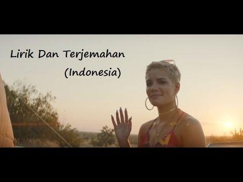 Halsey - Bad At Love (Lirik Dan Terjemahan Indonesia)
