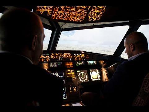 Pilot für einen Tag: Flugsimulator-Event in Frankfurt mit SolarWinds MSP