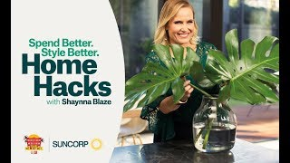 How to create minimalist Interiors with Shaynna Blaze | Spend Better Style Better Ep 3