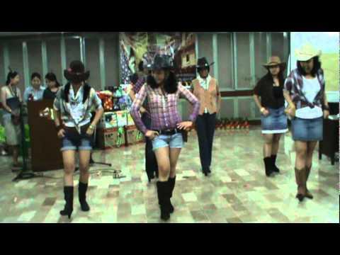Achy Breaky Heart Dance :))