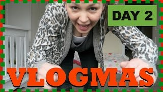 BED SWAP | DAY 2 | VLOGMAS 2016