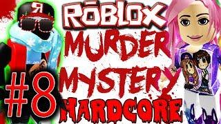ROBLOX: MURDER MYSTERY HARDCORE #8