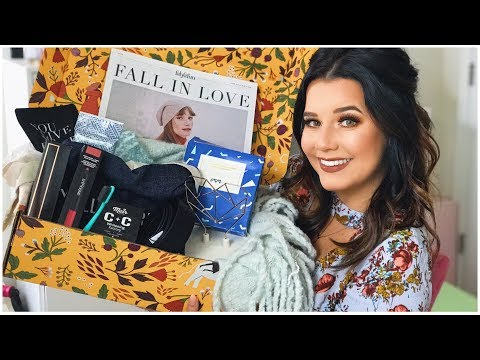 FALL FABFITFUN | YOU NEED THIS!! BEST BOX EVER!😍