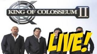 King of Colosseum 2 LIVE!! - Best Wrestling Game Ever?