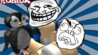 ROBLOX | Penguin Adopts A Baby?!