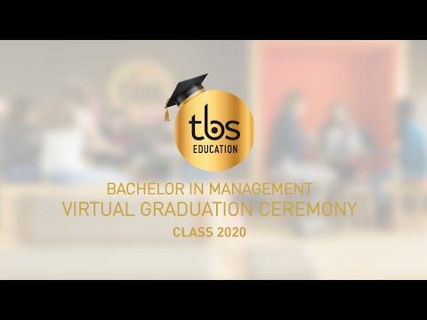 Bachelor Graduation Ceremony of TBS