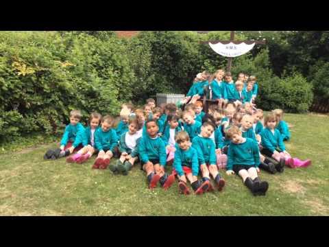 Garrick Green Infant School Welly Beat Challenge Film