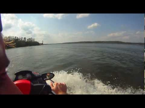 How to Do a 180 on a Jet Ski