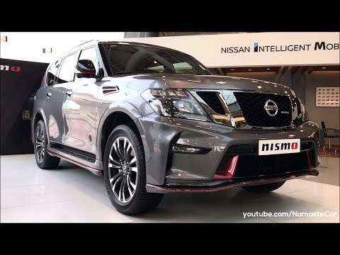 Nissan Patrol Nismo V8/Super Safari 2019 | Real-life review