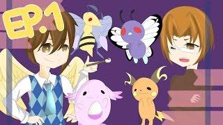 【堯の實況】跟法師來畫神奇寶貝【Draw Pokemon】EP1 — 這樣居然猜的出來