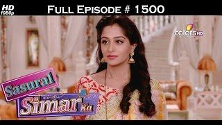 Sasural Simar Ka - 11th May 2016 - ससुराल सिमर का - Full Episode (HD)