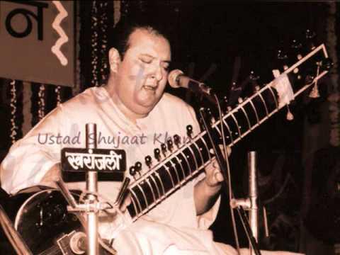 Dadra BhairaviHamri Attaria pe -by Ustad Shujaat Khan