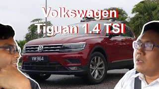 Volkswagen Tiguan 1.4TSI Highline Review