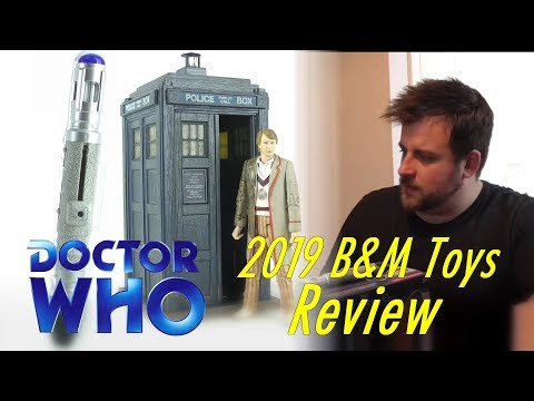 DOCTOR WHO B&M 5th Doctor & Tardis & 10th Doctor Sonic Screwdriver Reviews | Votesaxon07