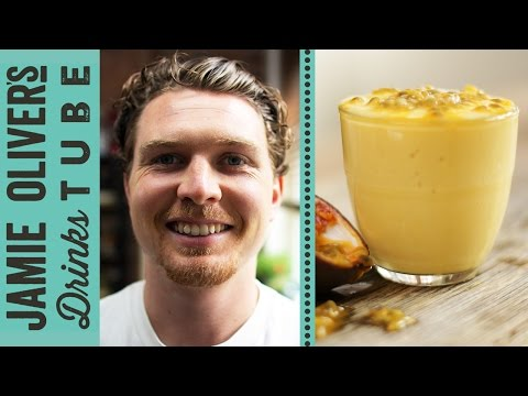Mango & Coconut Smoothie | Tim Shieff