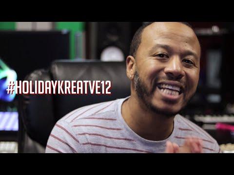#HolidayKreatve12 Beat Maker Music Production Christmas Giveaway
