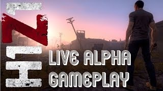 H1Z1 - Live Alpha Gameplay (12 Hour Stream Event)