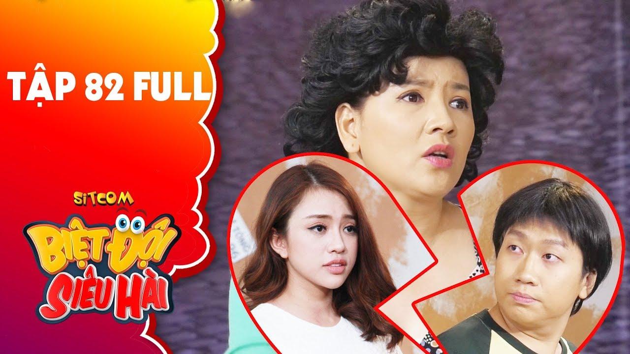 Biệt đội siêu hài | tập 82 full: Ngọc Trinh kiên quyết từ mặt Phát La nếu không chia tay Thiên Nga