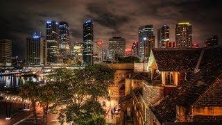 #193. Сидней (Австралия) (очень красиво)(Самые красивые и большие города мира. Лучшие достопримечательности крупнейших мегаполисов. Великолепные..., 2014-07-01T05:04:28.000Z)