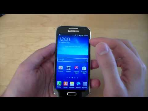 Samsung Galaxy S4 Mini İnceleme