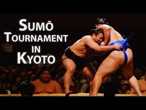 Kyoto Event: Sumo Tournament (Ozumo Kyotobasho)