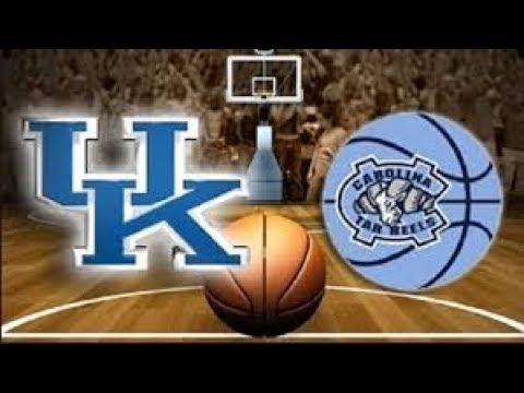 Kentucky vs North Carolina FULL GAME (2018)