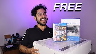 I bought a BRAND NEW PS4 Pro for FREE 😱🔥😧