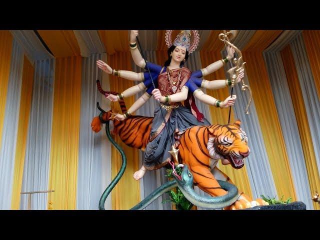 Beautiful Durga Mata Idol - Navratri 2017