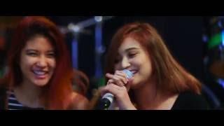 Elizabeth Tan & Ayda Jebat - KnockKnock x Siapa Diriku #ParanormalJAM