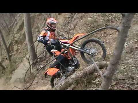 Samson Hill Climb KTM 525