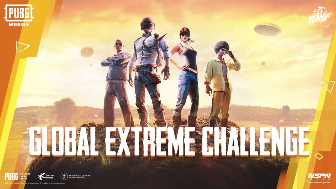 PUBG MOBILE - Kevin De Bruyne Global Extreme Challenge Highlights