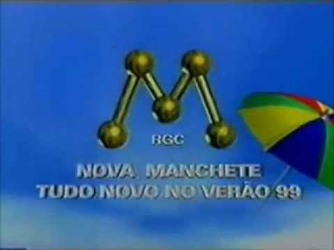 Vinheta: Rede Manchete - Verão (1999)