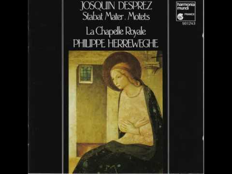 Josquin 1440 1521 Motets  La Chapelle Royale